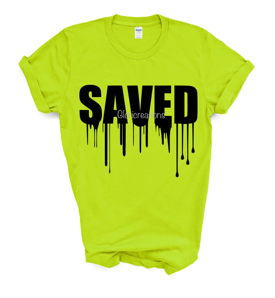 Image of Neon Saved Drip