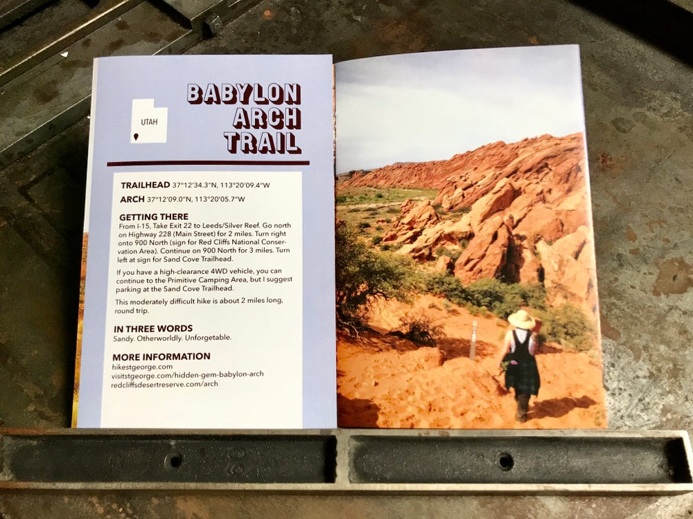 Adventure Zine: Babylon Arch