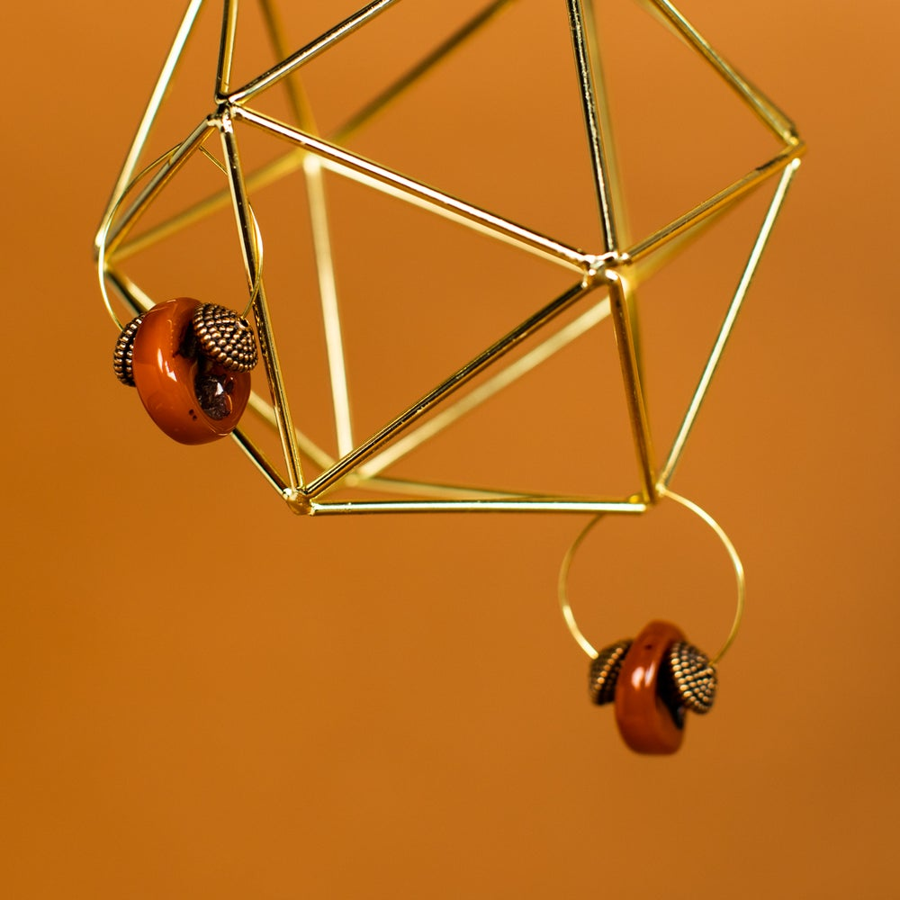 Image of Honey Earrings