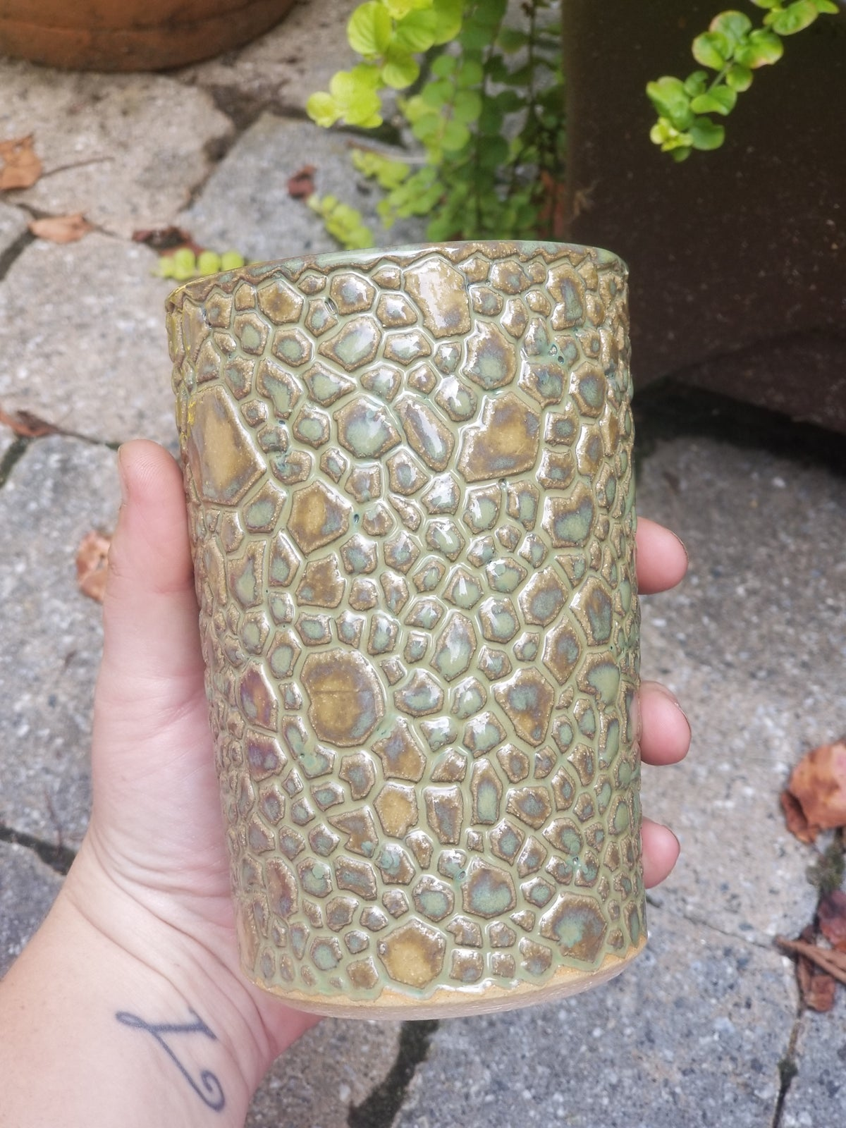 Dragon Scale Tumbler
