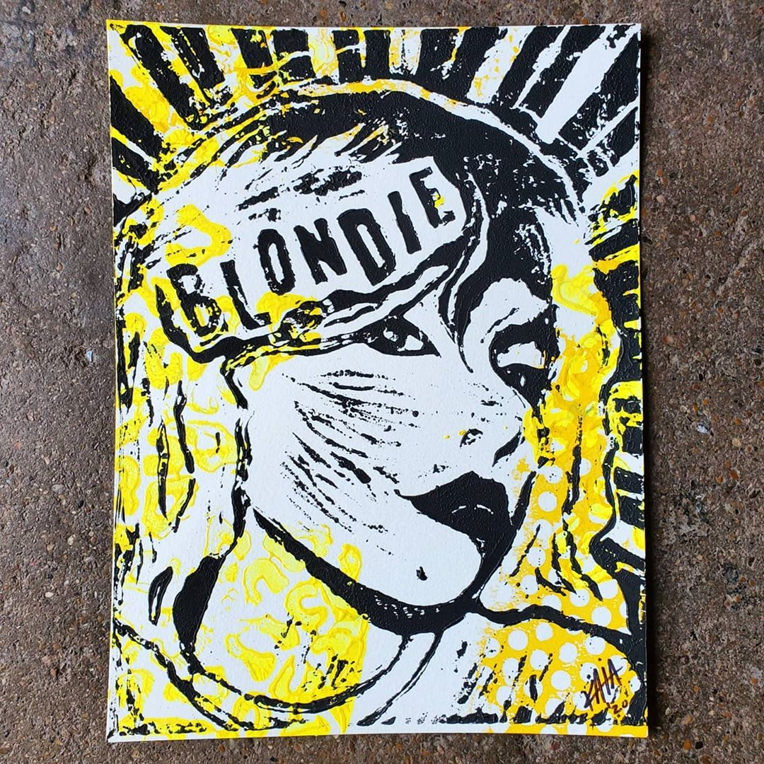 Blondie III (yellow)