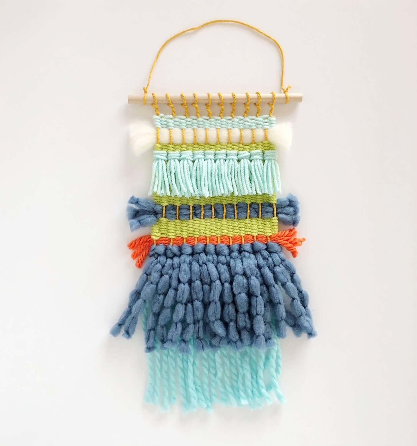 Image of Kids Weaving Kit