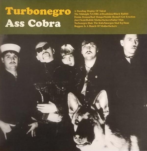 "Image of TURBONEGRO - ""Ass Cobra"" LP"