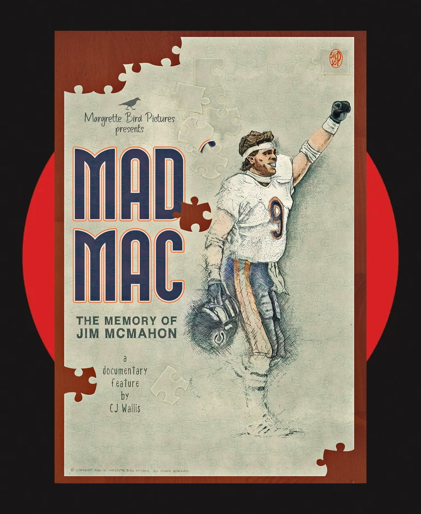 Image of MAD MAC  - TEASER POSTER