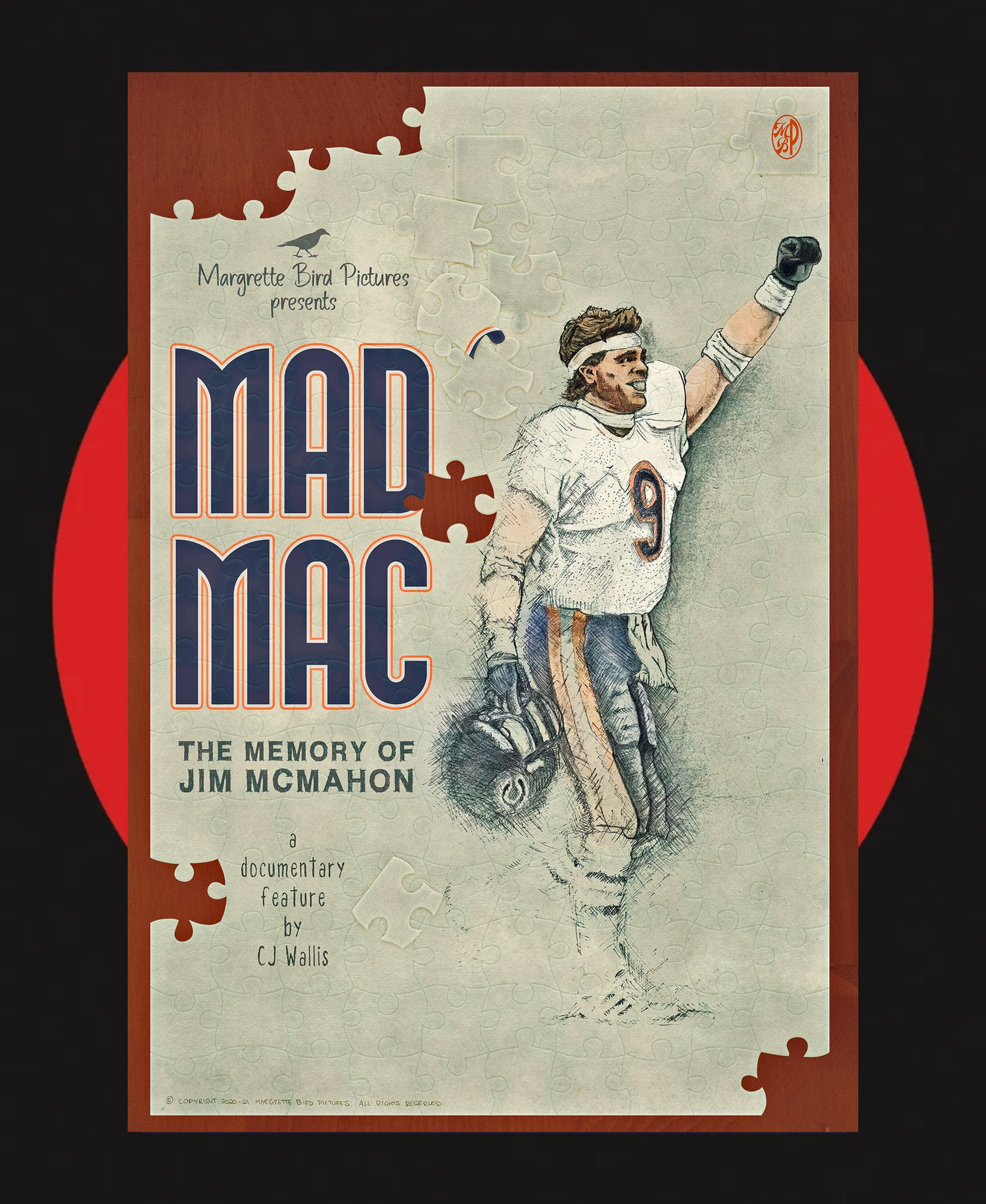 Image of MAD MAC  - TEASER POSTER