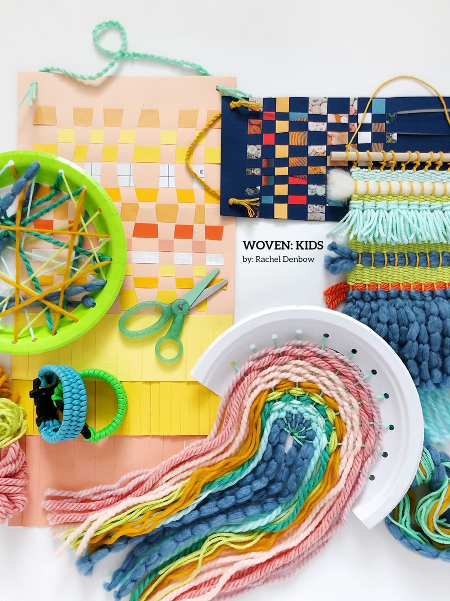Image of Woven: Kids eCourse