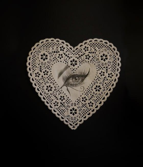 Image of Eye of Ra original artwork