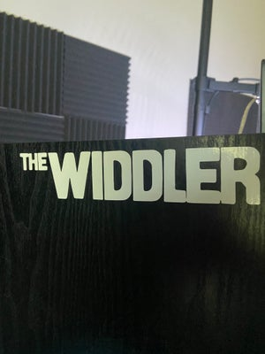 Image of The Widdler Decal