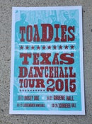 Image of Toadies Dancehall Poster