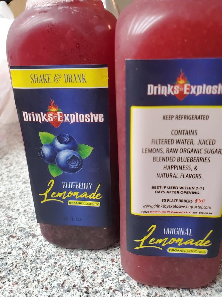 Image of Blueberry Lemonade