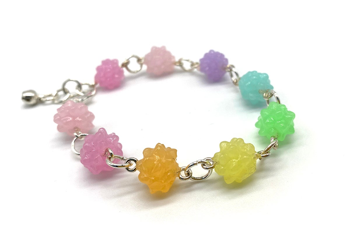 Image of Rainbow Konpeito Star Fragment bracelet