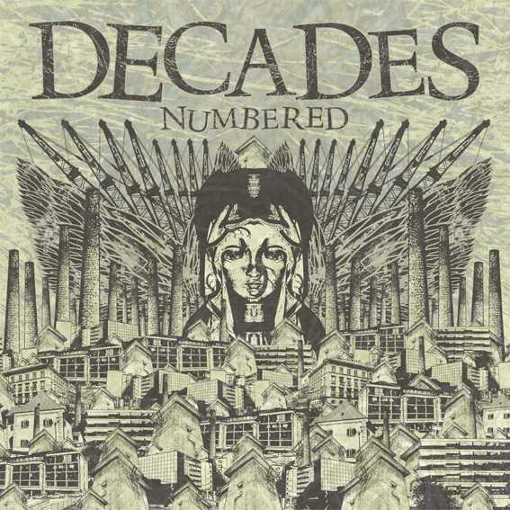 Image of Decades-Numbered LP