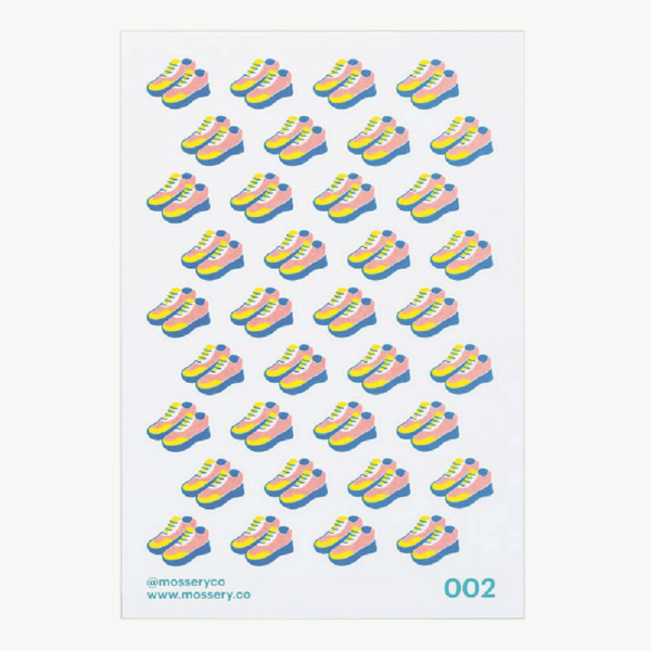 Image of Sneaker Stickers