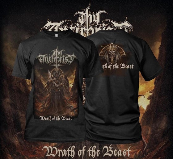 Image of Thy Antichrist - Wrath of the Beast T-shirt