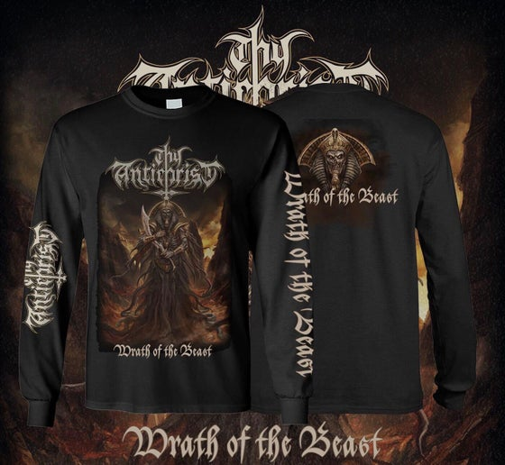 Image of Thy Antichrist - Wrath of the Beast Long Sleeve