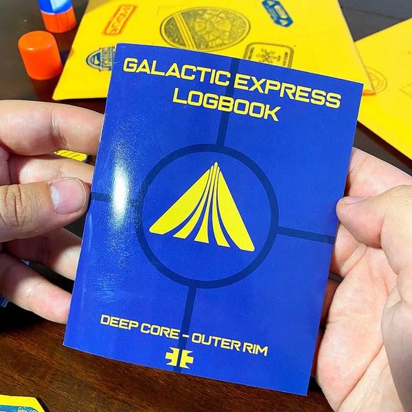 Image of Galactic Express Logbook