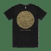 Niscitam T-shirt (Gold Print)