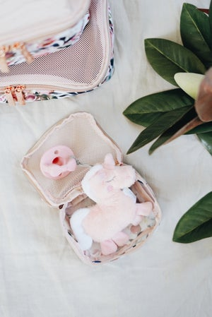 Image of Floral Packing Cubes Set of 3