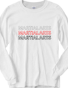 Martial Arts Long Sleeve