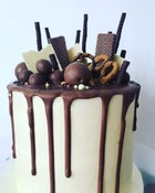 Image of Chocolate Drip Cake