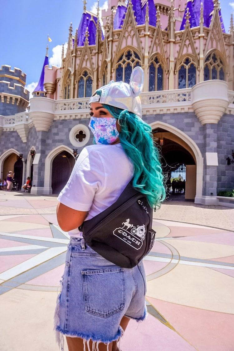 Image of Fashion Princess Sling Backpack