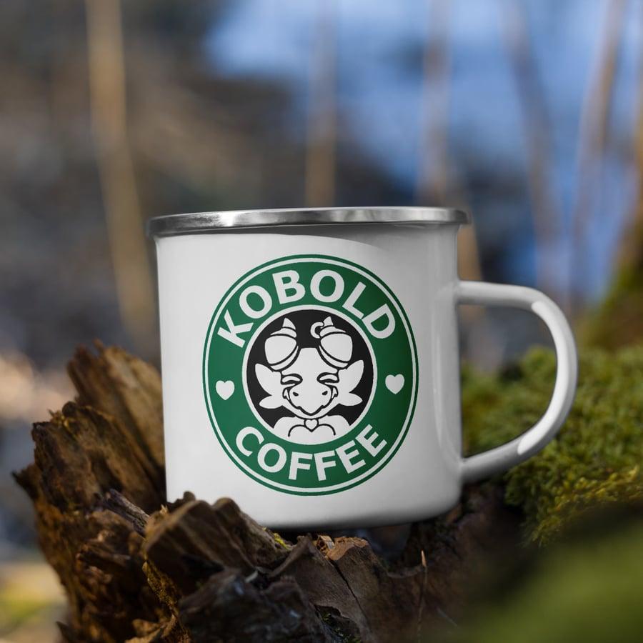 Image of Kobold Coffee Mug