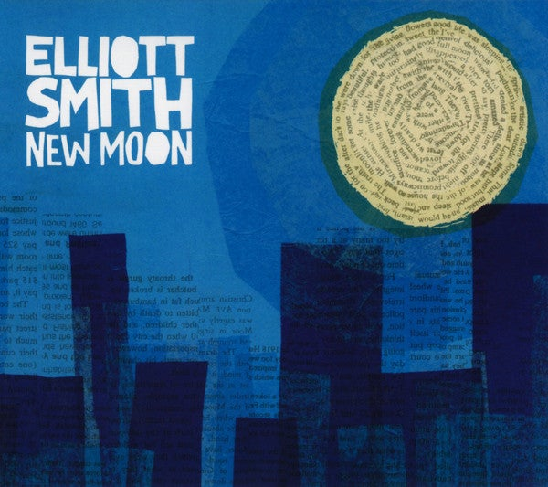Image of Elliott Smith - New Moon 2xLP