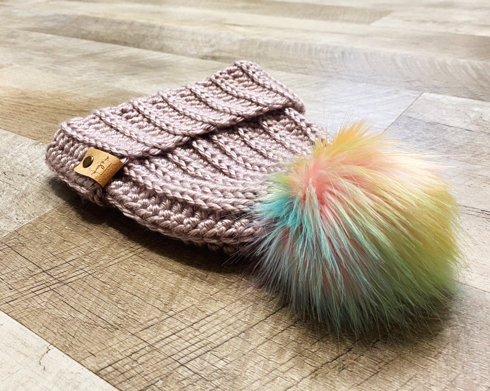 Image of Rainbow Royal Beanies