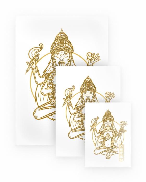 Image of MAHAKALI महाकाली Print