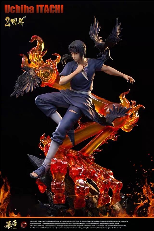 Image of [Pre-Order]Naruto MH Studio 2 years Anniversary  Itachi 1:4 Resin Statue