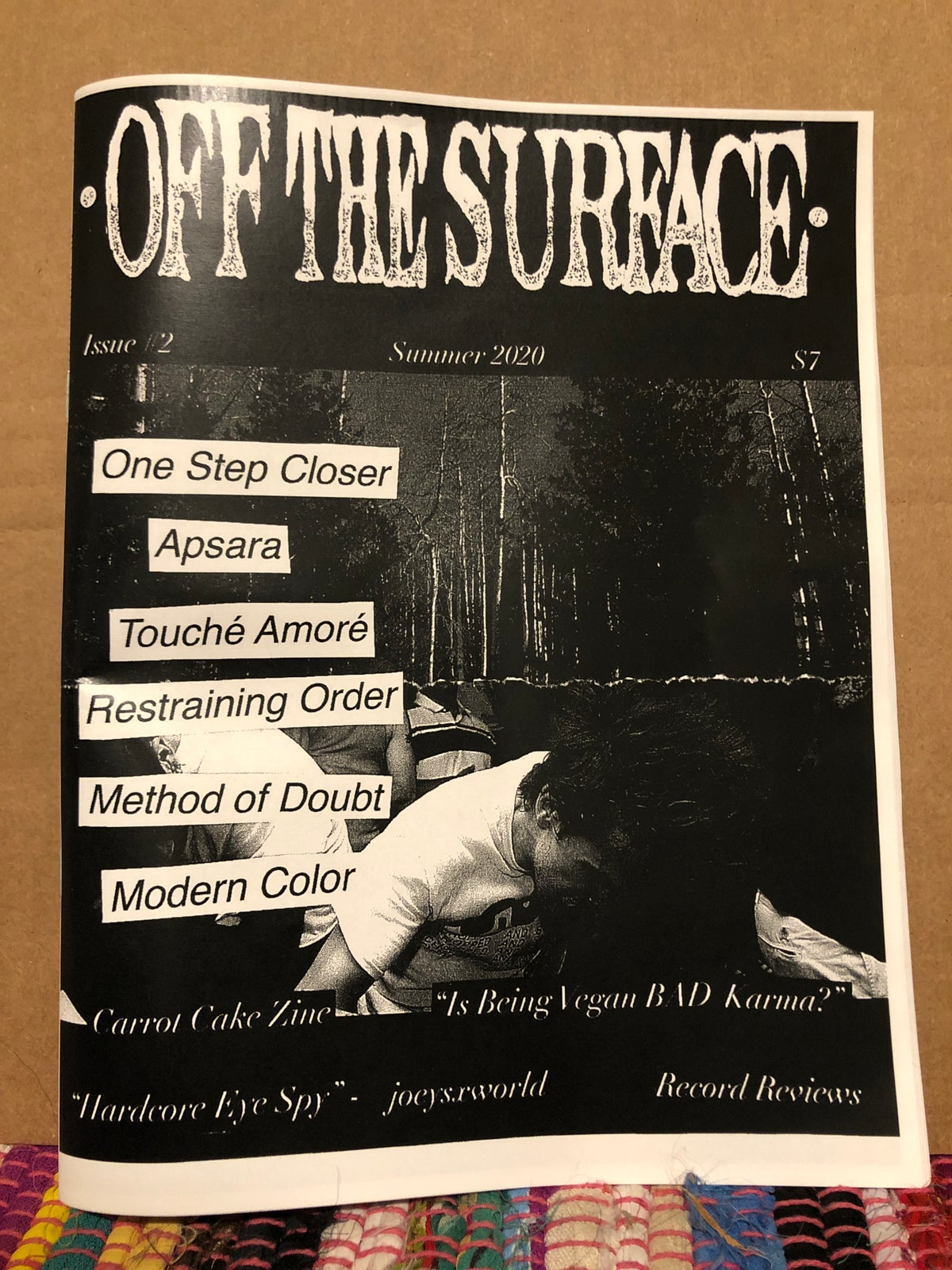 Off The Surface Issue #2