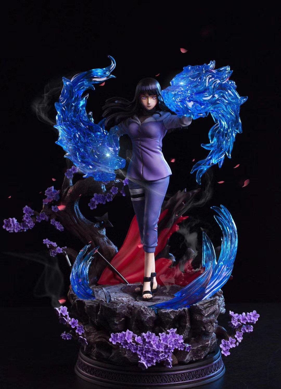 Image of [Pre-Order]Naruto Burning Wind Studio Hinata 1:7 Resin Statue