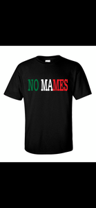 Image of NEW T-SHIRT NO MAMES FOR SALE