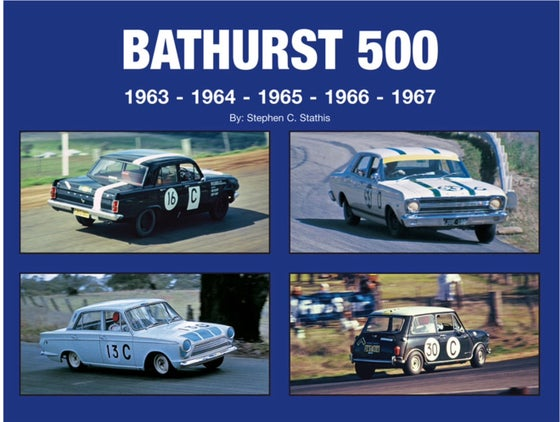Image of Bathurst 500 - 1963-1964-1965-1966-1967.
