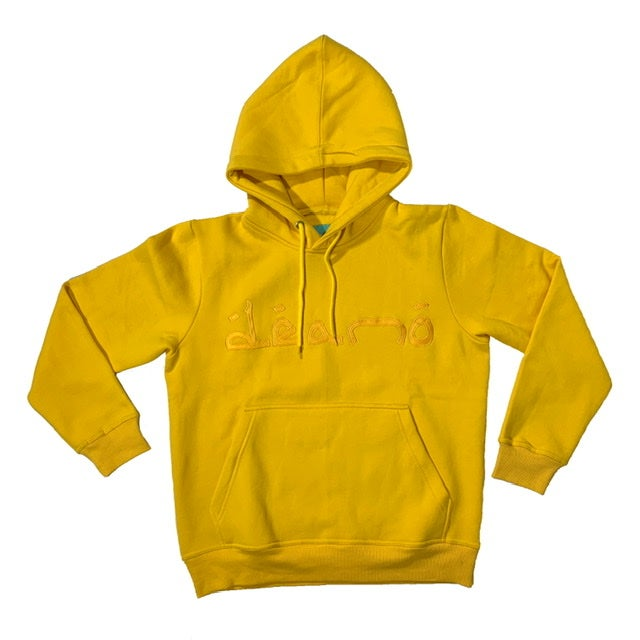 Image of Lowkey Yellow Hoodie