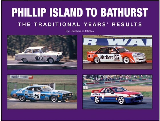 Image of Phillip Island to Bathurst - The Traditional Year's Results.