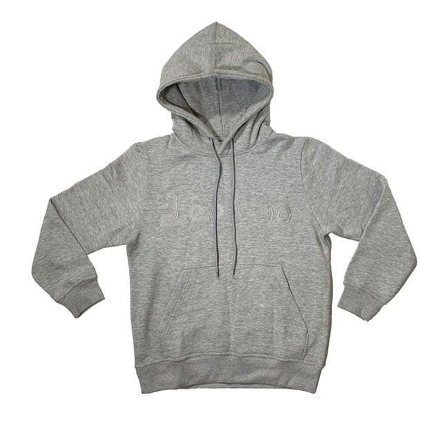 Image of Lowkey Grey Hoodie