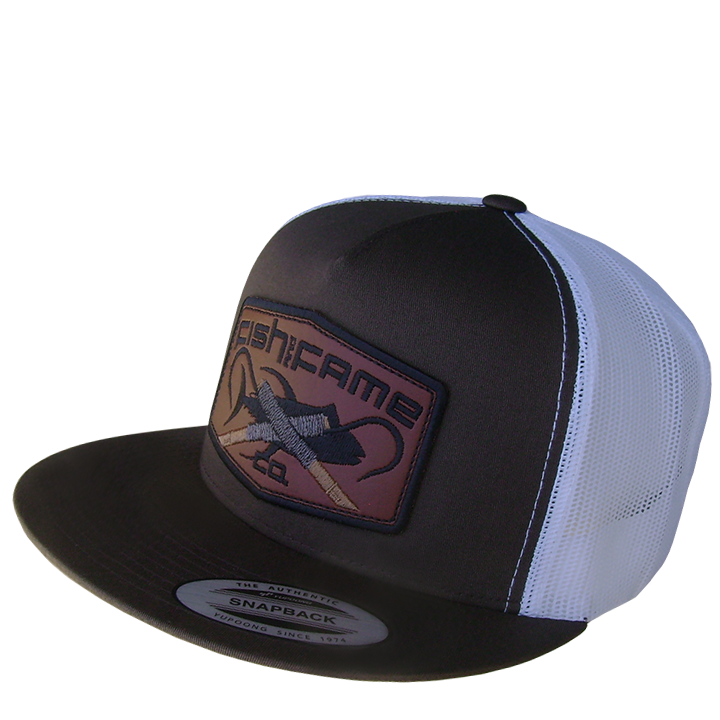 Image of Leather Originator Gaff® Trucker (assorted)
