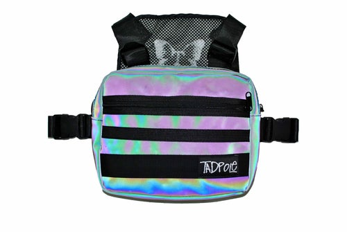 Image of RAINBOW CHEST BAG
