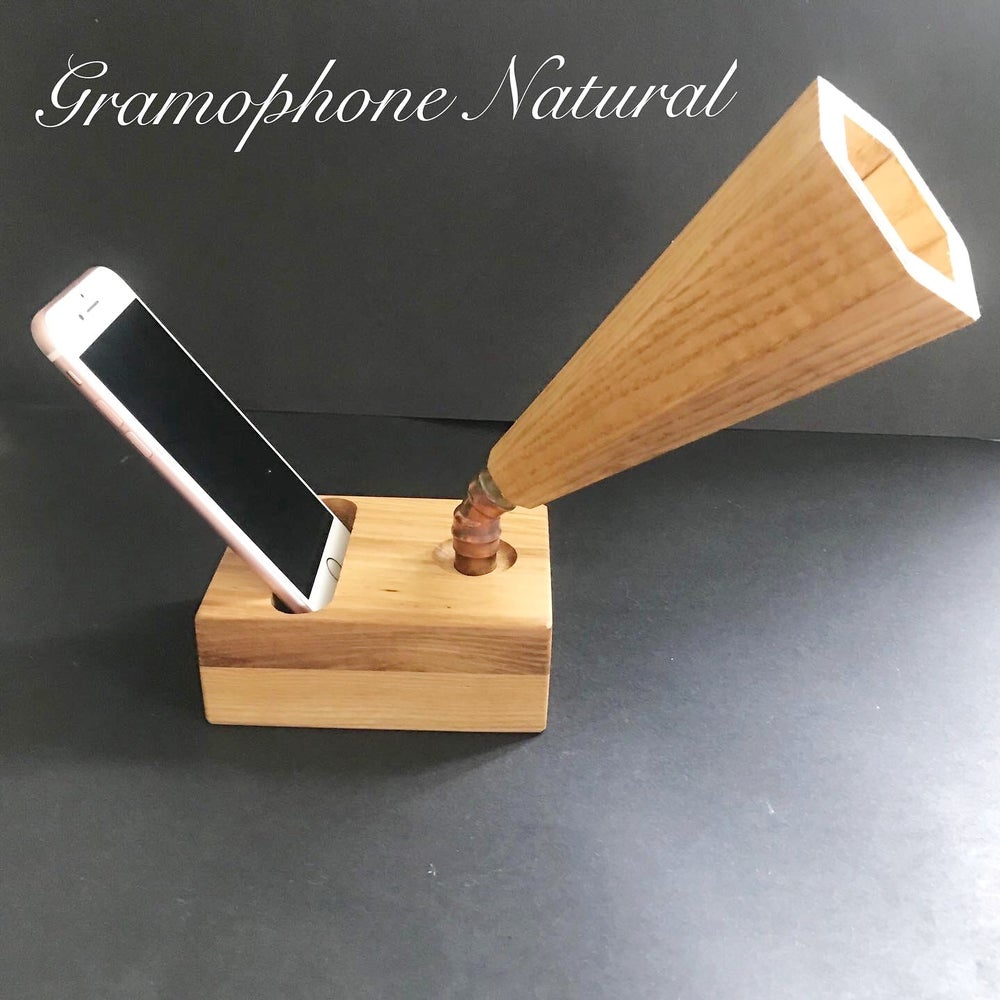 Image of Gramophone Natural