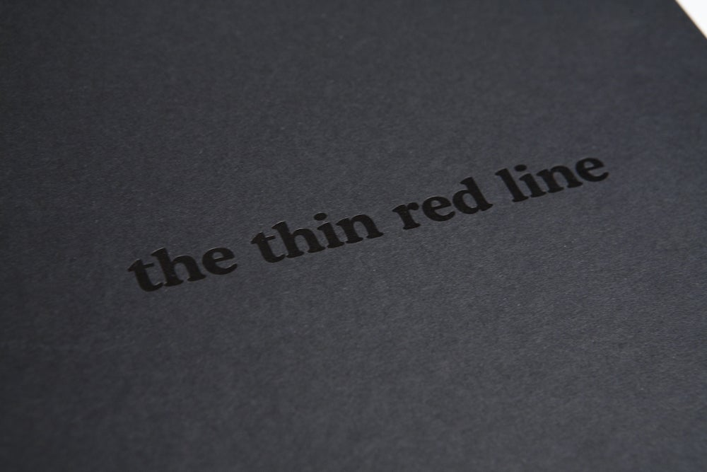 Iain Forsyth and Jane Pollard, <i>The thin red line</i>, 2008