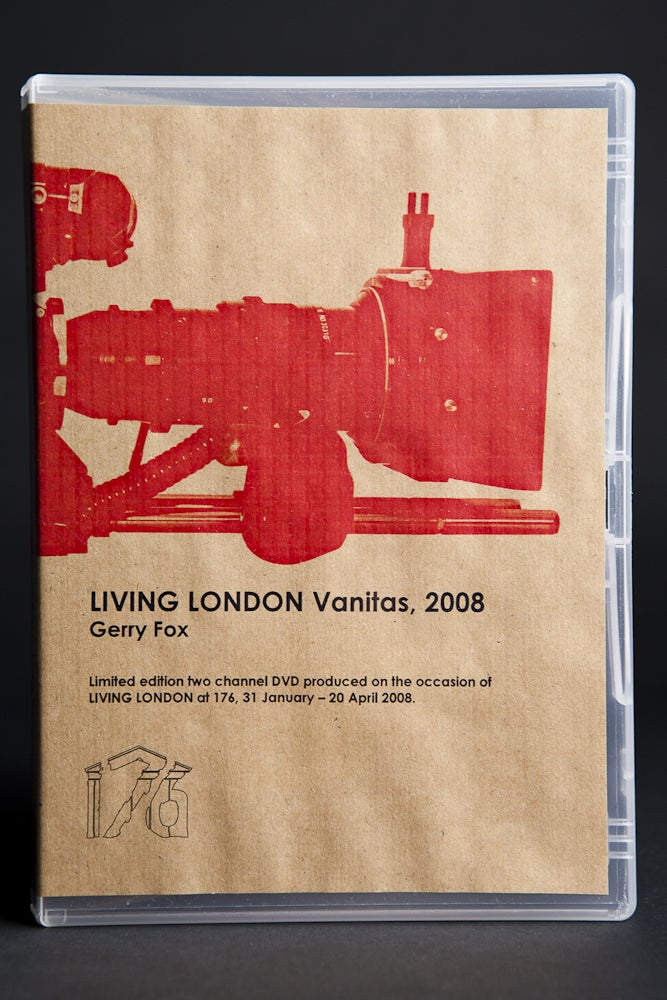 Gerry Fox, <i>Living London Vanitas</i>, 2008