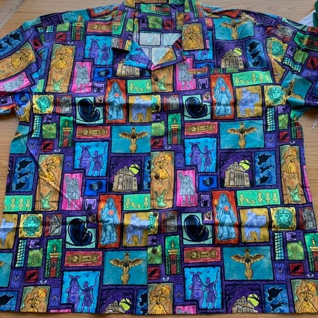 Image of LE Batch Run: H.M. Inspired Aloha Shirt