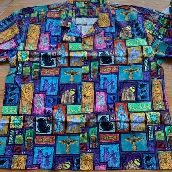Image of Pre-Sale H.M. Inspired Aloha Shirt