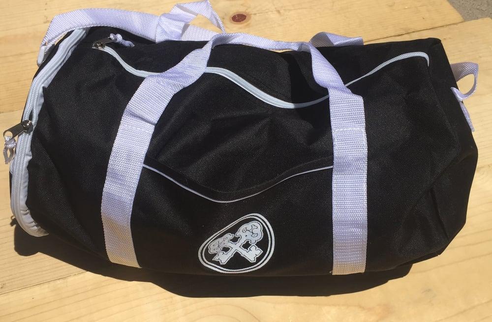 Image of SK Duffel Bag.