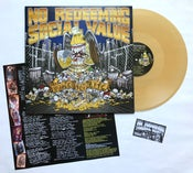 "Image of NO REDEEMING SOCIAL VALUE ""Wasted For Life"" Vinyl LP"