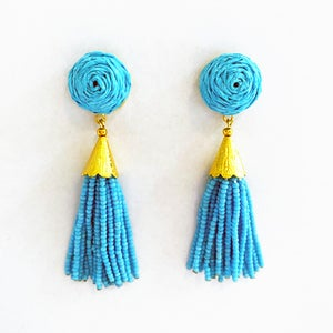 Image of Sunny Days Earrings -Two Colors