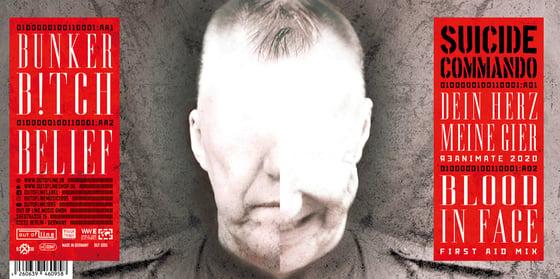 Image of Dein Herz, meine Gier / Bunkerb!tch MCD