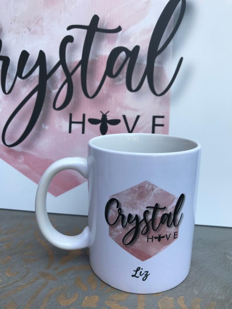 Image of Crystal Hive Mug