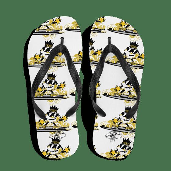 Image of King Nimbus Flip Flops